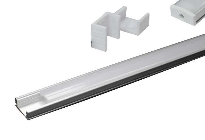 LED Aluminium-PROFIL Slim Line 8 mm 1Meter