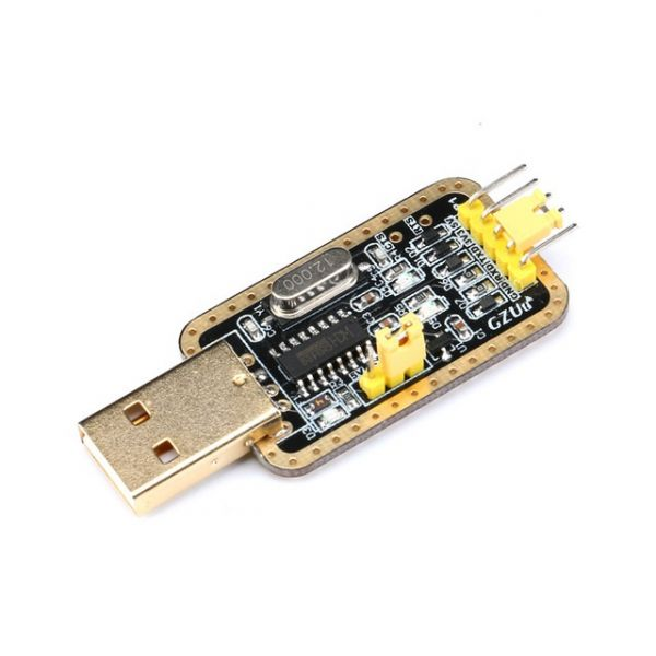CH340 USB-to-TTL Modul (alternative zum PL2303)