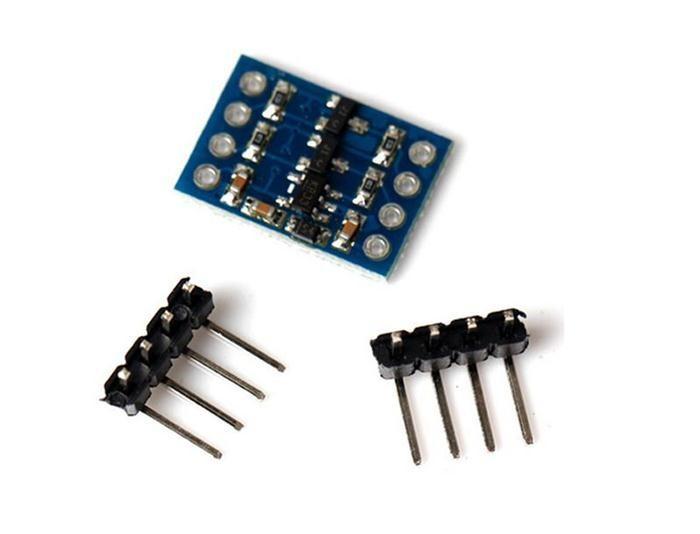 Ultraschall Entfernungsmesser I2c : I c pegelwandler level konverter vu u e v bidirektional kanal