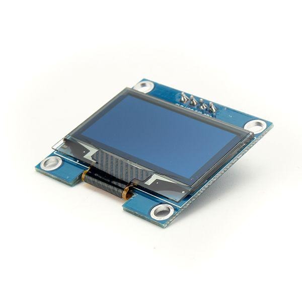 OLED Display I2C/IIC/TWI 128x64 Pixel für Arduino
