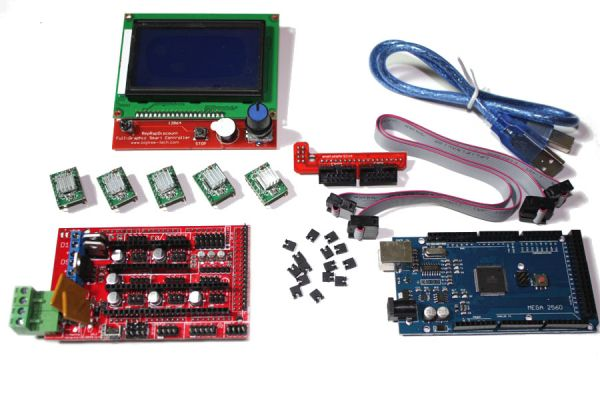 Ramps 1.4 Kit + 12864 LCD Controller