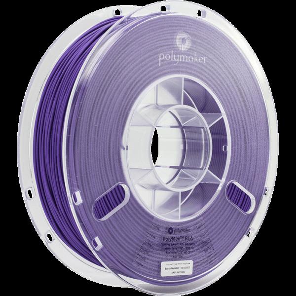 Polymaker PolyMax PLA Filament Violett (purple)1.75mm 750g