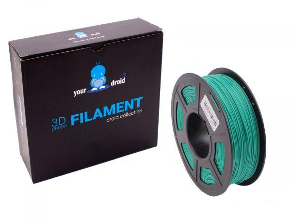 yourDroid PLA plus filament grasgrün