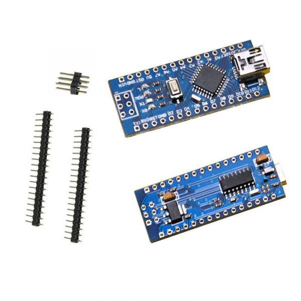Nano Mega328P V3.0 USB CH340G Board-Set