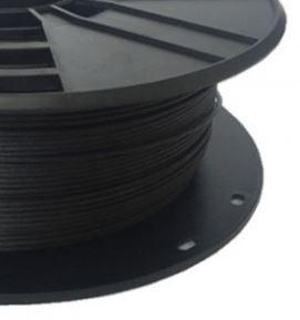 Your Droid Carbon Filament Sample 1.75mm 60g