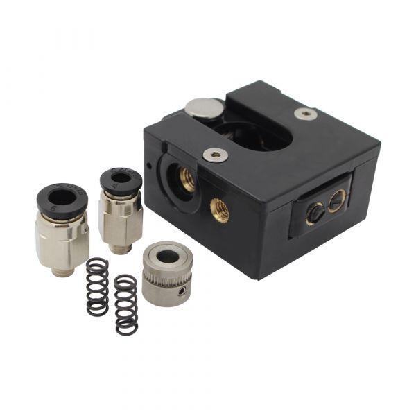 """""""Bulldog"""" Extruder-Bausatz für 1.75 und 3mm Filament"""