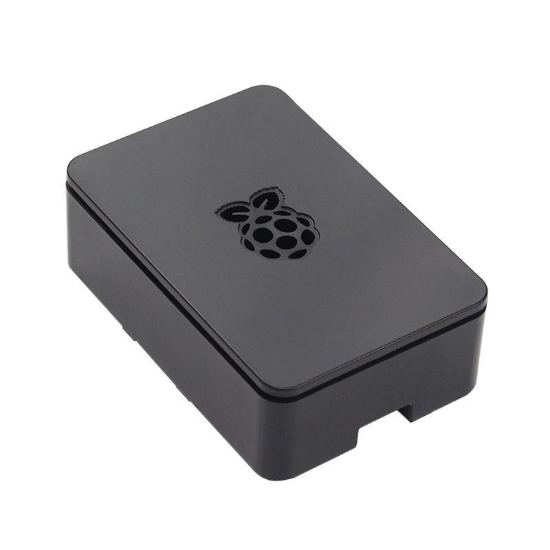 Gehäuse für Raspberry Pi 2-3 (Schwarz)