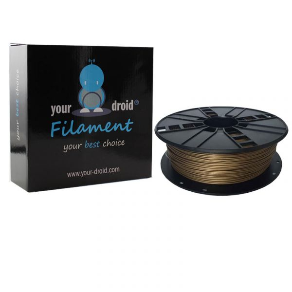 Your Droid Metall Filament Brass 1,75mm