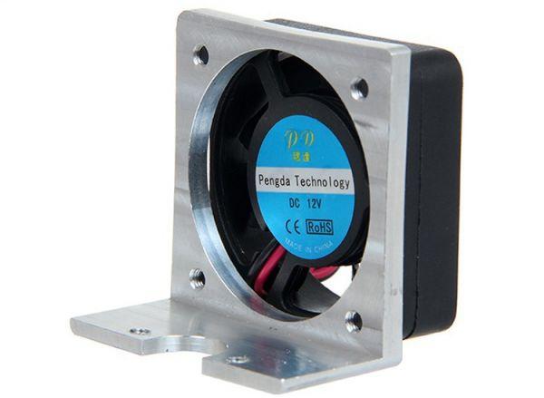 J-head V5 12V Lüfter mit Halterung für 3D-Drucker Extruder