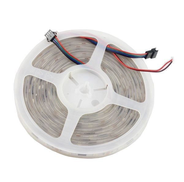 LED Strip 5050 LPD8806 IC RGB 160LEDs 5Meter