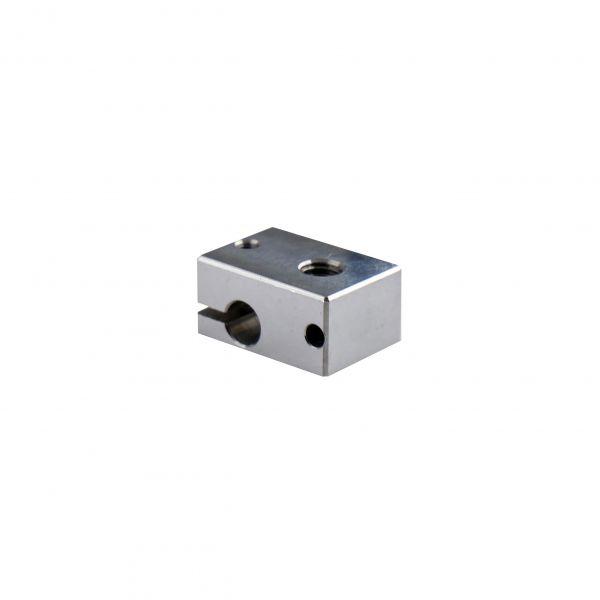 E3D V6 Heizblock für Thermistorpatronen und PT100 Sensoren