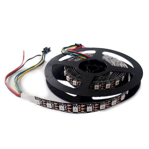 4 Meter LED Strip WS2812B 5050RGB DC5V 60LEDs-m