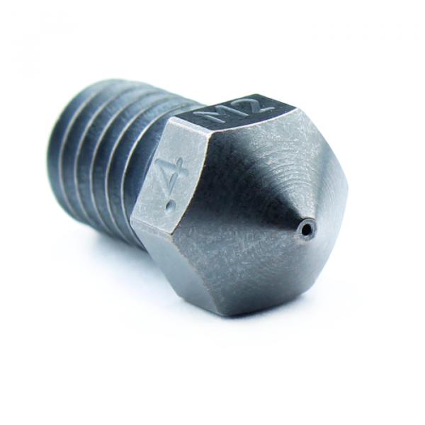 Micro Swiss M6 Düse 0.4mm 1.75mm aus M2 Stahl +450°C