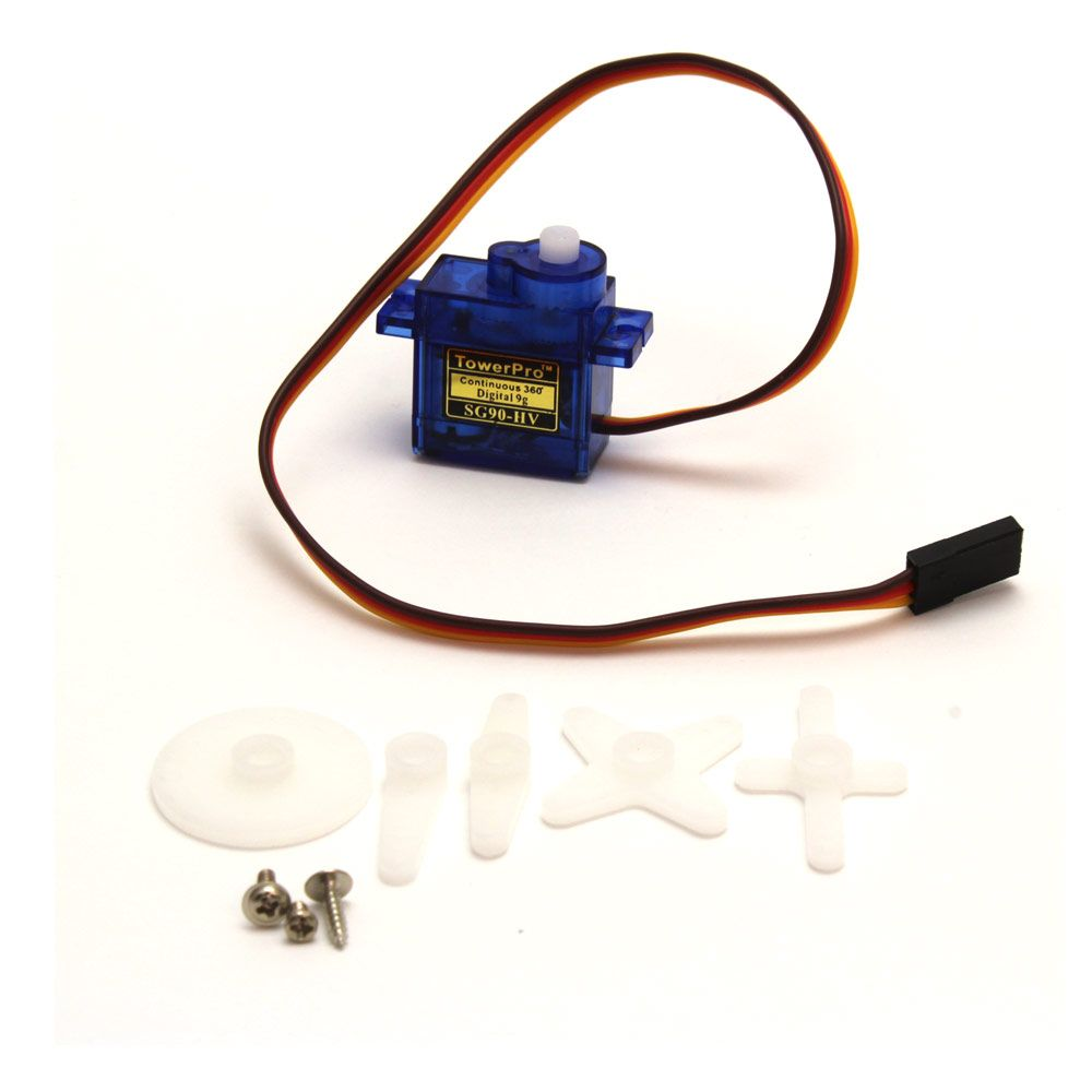 Tower Pro SG90 Digitaler Micro Servo 9g 360-