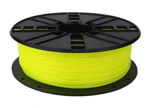 Your Droid PLA Filament Fluorescent yellow 1.75mm