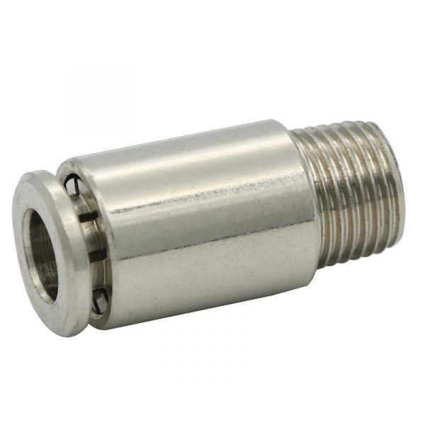 PC6-01 Bowden Schnellverbinder (metall) 3.0mm Filament für UM2+
