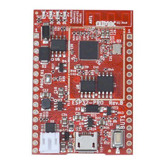 Olimex ESP32-PRO Entwicklungsboard