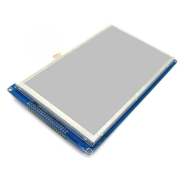 """5"""" TFT Display LCD Touchscreen SSD1963 800*480"""