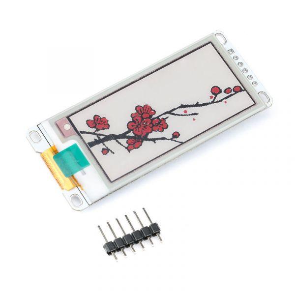 """e-Paper Display Modul 2.13"""" 212x104"""