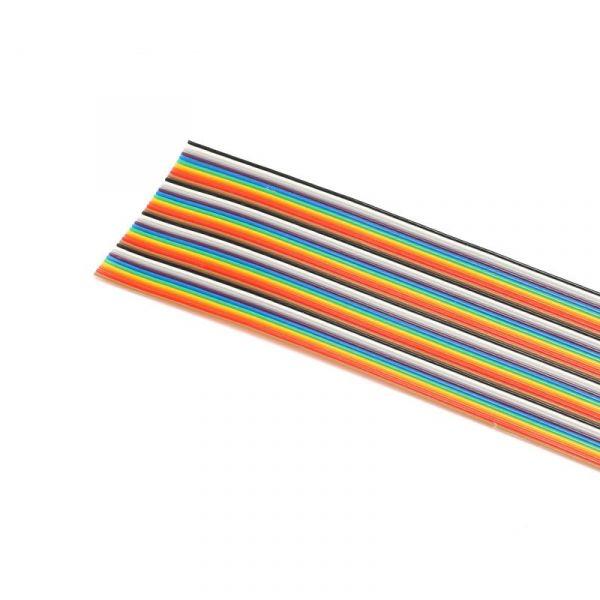 1 Meter 26AWG Flachbandkabel 40-polig 1,27mm