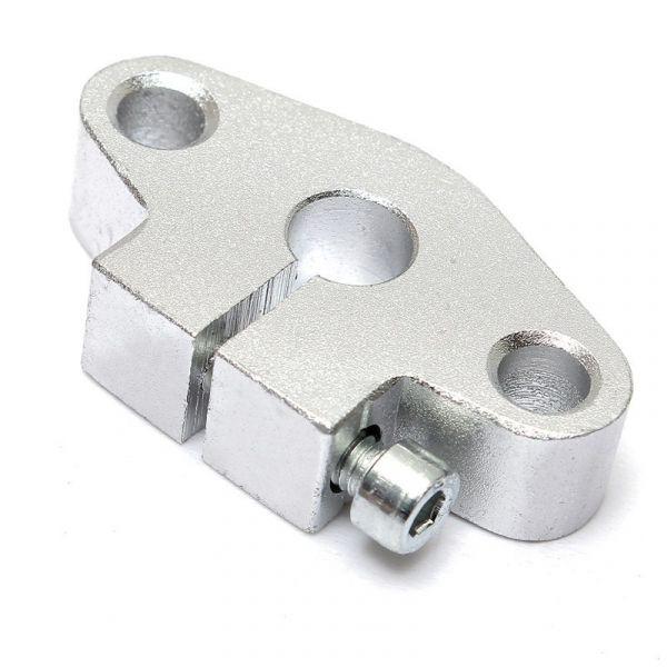 SHF8 Linearwellenhalter 8mm Flansch