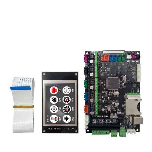 "MKS Robin STM32 Mainboard + 3.2"" TFT-Display"