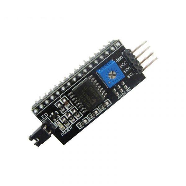 I2C/TWI Anschlussmodul für 1602 LCD Display