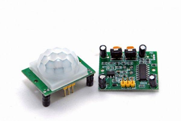 Wasserdicht Ultraschall Entfernungsmesser Sensor Modul : Hc sr501 pir infrarot modul roboter bausatz.de