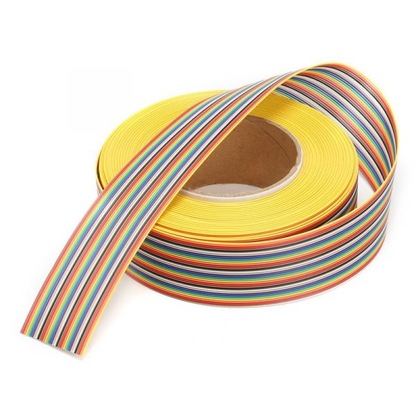 1 Meter Flachbandkabel 34-polig 1,27mm