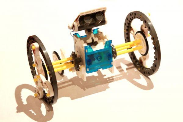 14 in 1 lernbausatz robotik und solar diy bausatz lernspielzeug