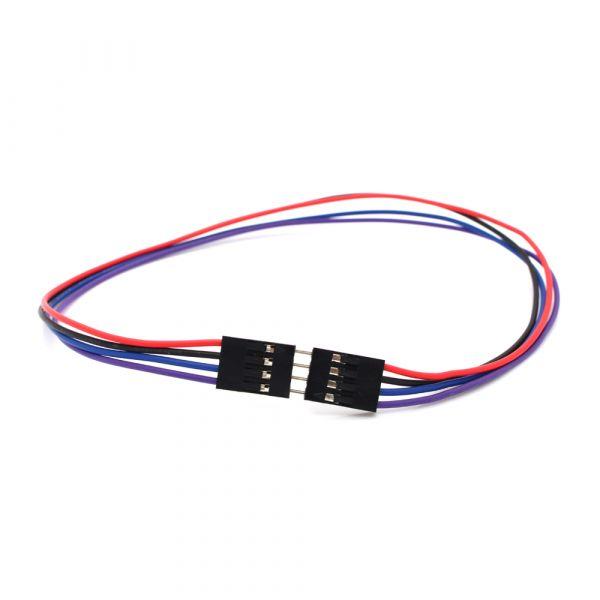 4 Pin Dupont Kabel Buchse-Stecker 30 cm