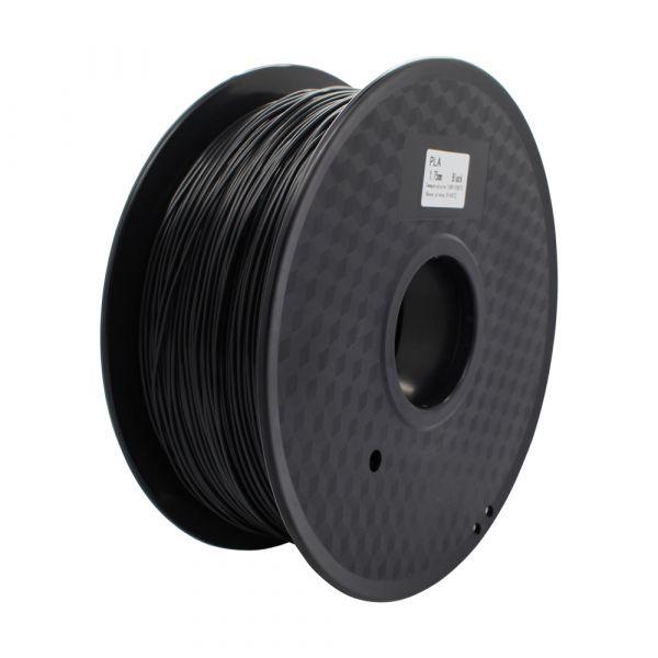 PLA black filament 1.75mm