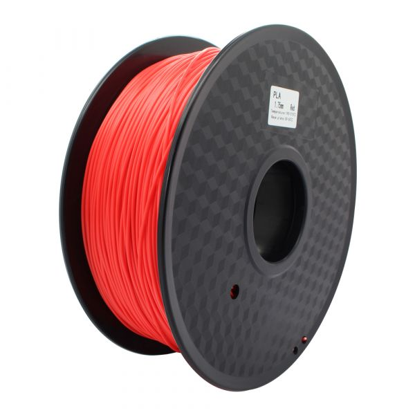 PLA red filament 1.75mm