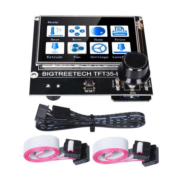 Bigtreetech TFT-35-E3 Dualmodus Touchscreen LCD Display für Ender-3/5