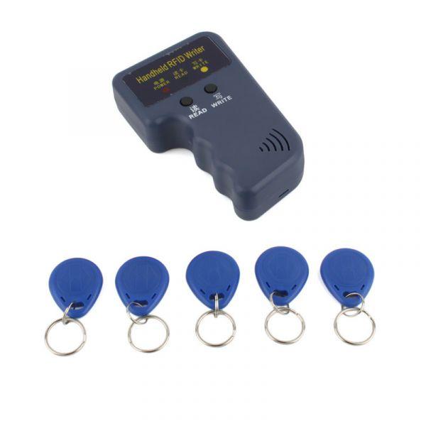 125 kHz RFID- Kopierer Duplizierer ID Karte Kopie + 5EM4305 Tags