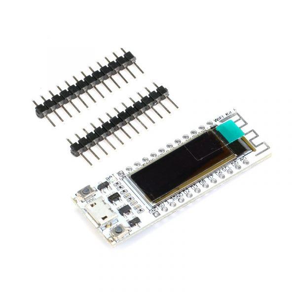"ESP8266 Wifi Kit Entwicklungsboard mit 0.91"" OLED Display"