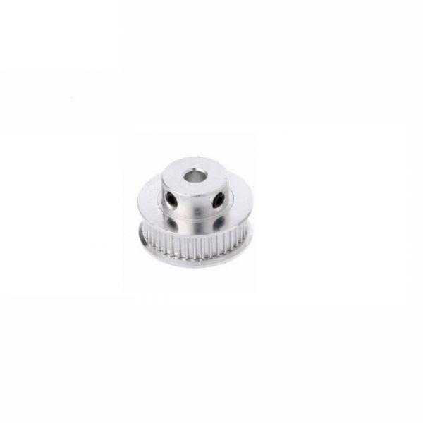 GT2 Riemenscheibe Zahnrad 5mm Bohrung 40 Zähne 6mm Zahnriemen