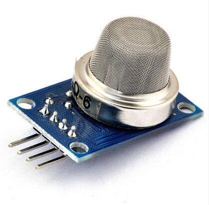 MQ-6 LPG-Flüssiggassensor