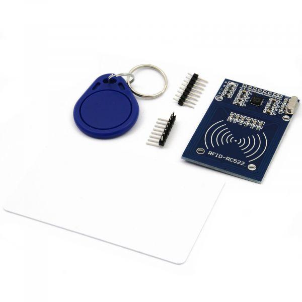 RFID Set MFRC522 - Kartenleser + Mifare Transponder/Karte
