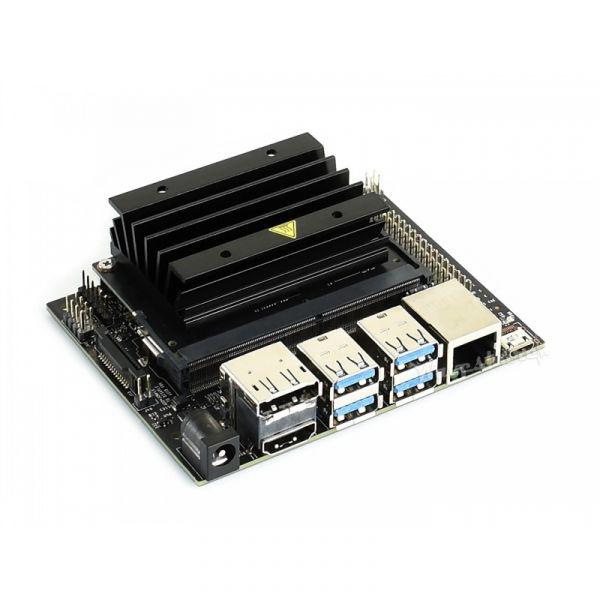 Jetson Nano Developer Kit mit SD-Karte + Netzteil