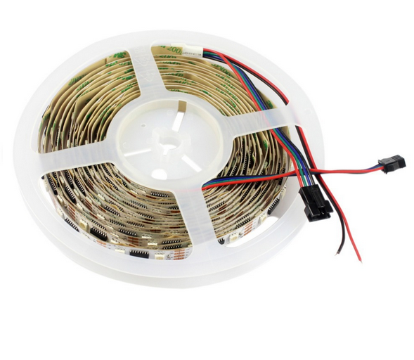 5 Meter LED Strip 5050 LPD8806 IC24 RGB 240 LEDs