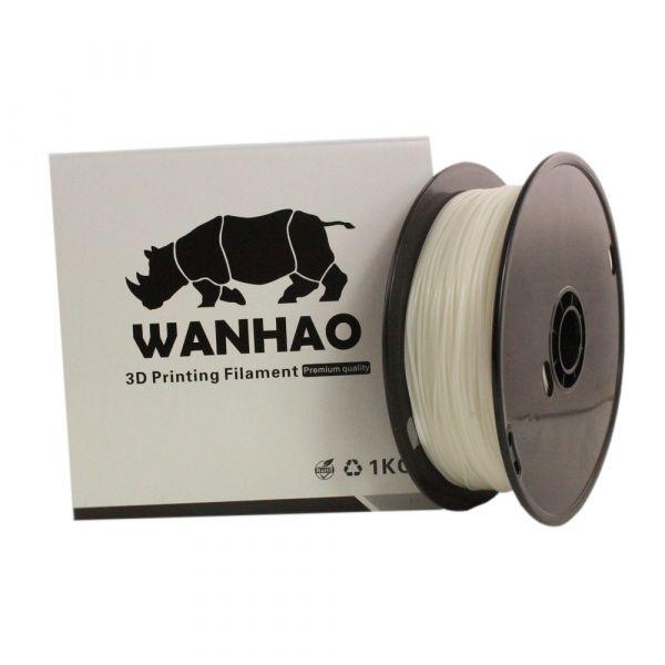 Wanhao PLA Filament Lichtdurchlässig 1.75mm