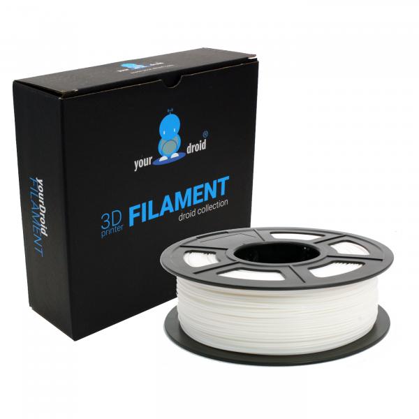 ASA Filament weiss 1.75mm 1kg
