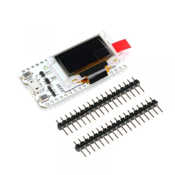 "ESP32 NodeMcu Entwicklungsboard mit 0.96"" OLED-Display, Bluetooth und Wifi"