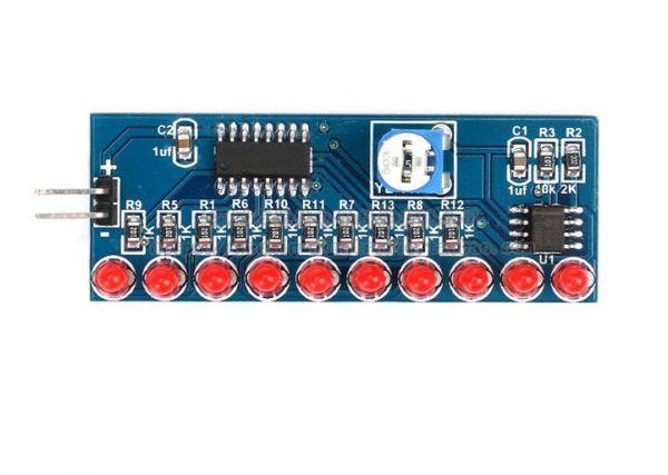 Bausatz LED Lauflicht