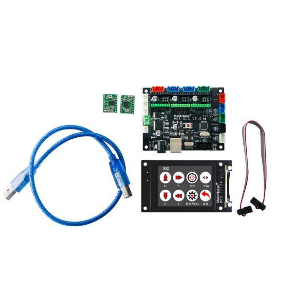 Makerbase MKS DLC+MKS TFT24 CNC GRBL Set