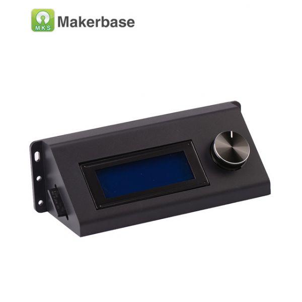 LCD2004 Kunststoffgehäuse für 3D-Drucker Displays (schwarz)