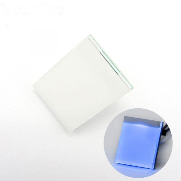 HTTM kapazitiver Touch-Schalter Blau