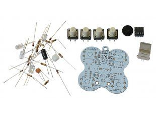 Bausatz: Simon-85 Minispiel