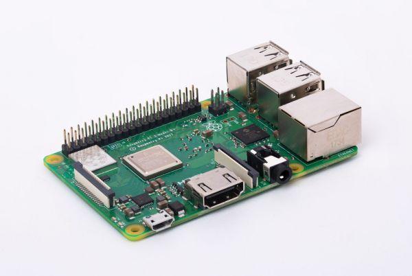 Raspberry pi 3 modell b board 1 gb ram quad core 64bit bluetooth